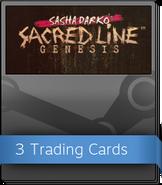Sacred Line Genesis Remix Booster Pack