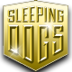 Sleeping Dogs Badge Foil