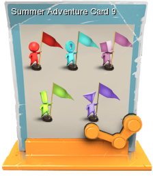 Steam Summer Adventure 2014 Card 09
