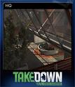 Takedown Red Sabre Card 4