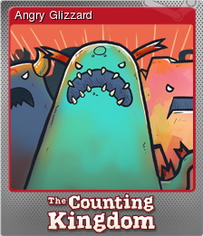 The Counting Kingdom Foil 02
