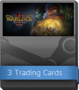 Warlock 2 the Exiled Booster Pack