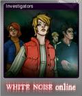 White Noise Online Foil 7