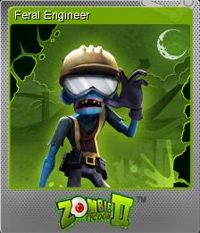 Zombie Tycoon 2 Brainhov's Revenge Foil 3