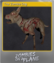 Zombies on a Plane Foil 5