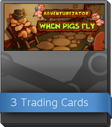 Adventurezator When Pigs Fly Booster Pack