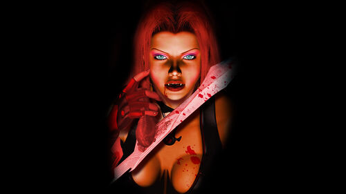 BloodRayne Artwork 5