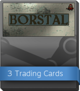 Borstal Booster Pack