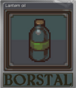 Borstal Foil 2