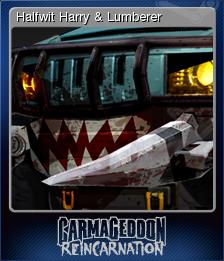 Carmageddon Reincarnation Card 4