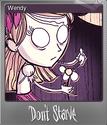 Don't Starve Foil 2