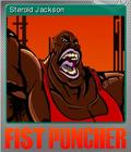 Fist Puncher Foil 2