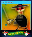 Forgotten Tales Day of the Dead Card 09
