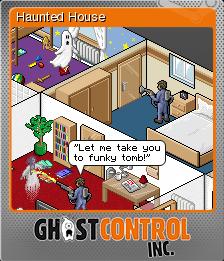 GhostControl Inc Foil 3