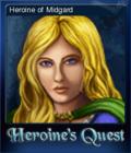 Heroines Quest The Herald of Ragnarok Card 1