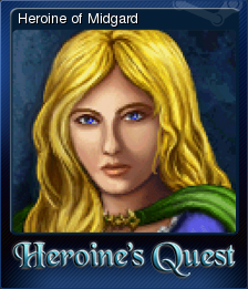 Heroines Quest The Herald of Ragnarok Card 1