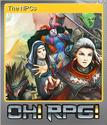 OH! RPG! Foil 2