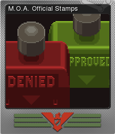 Papers Please Foil 8