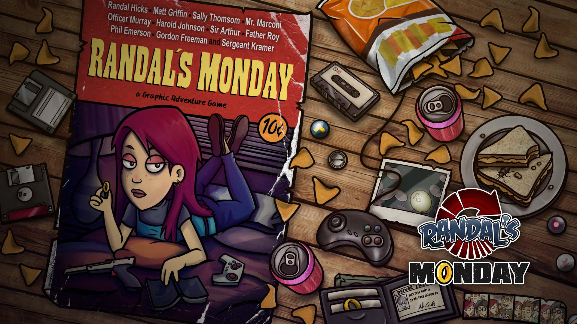 image randals monday artwork 3 jpg steam trading cards wiki