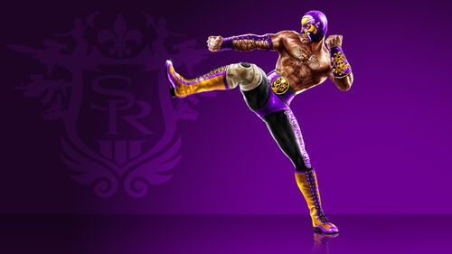 Saints Row The Third Artwork 1
