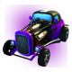 Super Toy Cars Badge 5