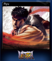 Ultra Street Fighter IV Card 09