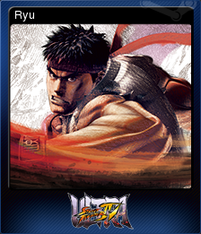 Ultra Street Fighter IV Card 09
