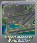 Airport Madness World Edition Foil 1