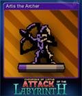 Attack of the Labyrinth + Card 3