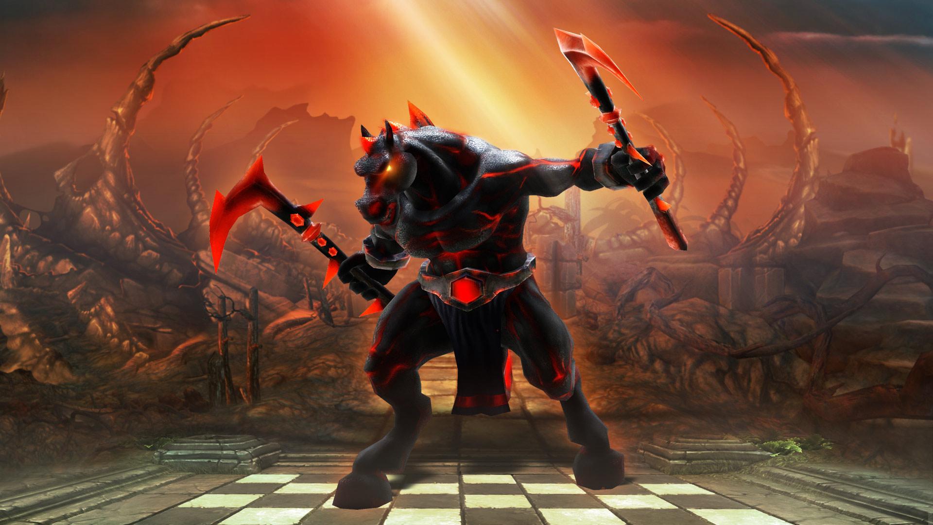 Battle Vs Chess Artwork 02