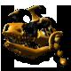 Battletank LOBA Badge Foil