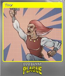 Boo Bunny Plague Foil 5