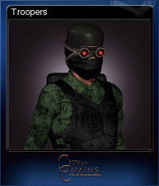 City of Chains Card 7