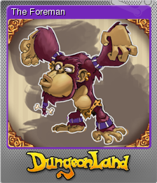 Dungeonland Foil 4