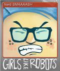 Girls Like Robots Foil 5