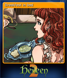 Heileen 2 The Hands Of Fate Card 6