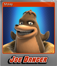 Joe Danger Foil 7