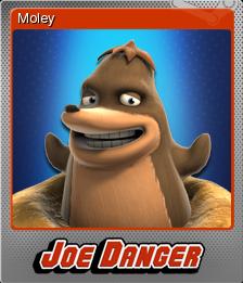 Joe Danger Foil 7