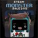 Monster Summer Sale Badge 0005