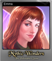 Mythic Wonders The Philosopher's Stone Foil 1