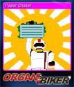 Organ Biker Card 4