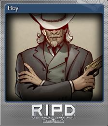 R.I.P.D. The Game Foil 8