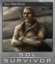 Sol Survivor Foil 4