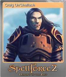 SpellForce 2 - Demons of the Past Foil 3