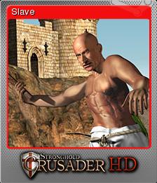 Stronghold Crusader HD Foil 1
