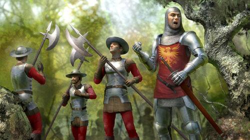 Stronghold Kingdoms Artwork 5