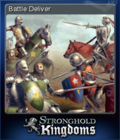 Stronghold Kingdoms Card 1