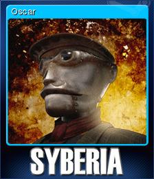 Syberia Card 2