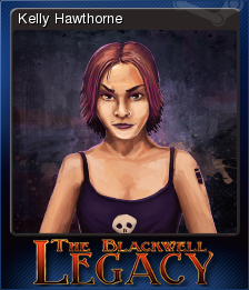 The Blackwell Legacy Card 4
