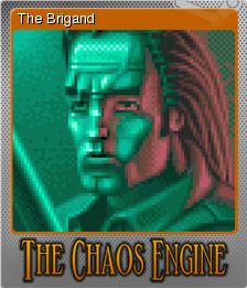 The Chaos Engine Foil 1
